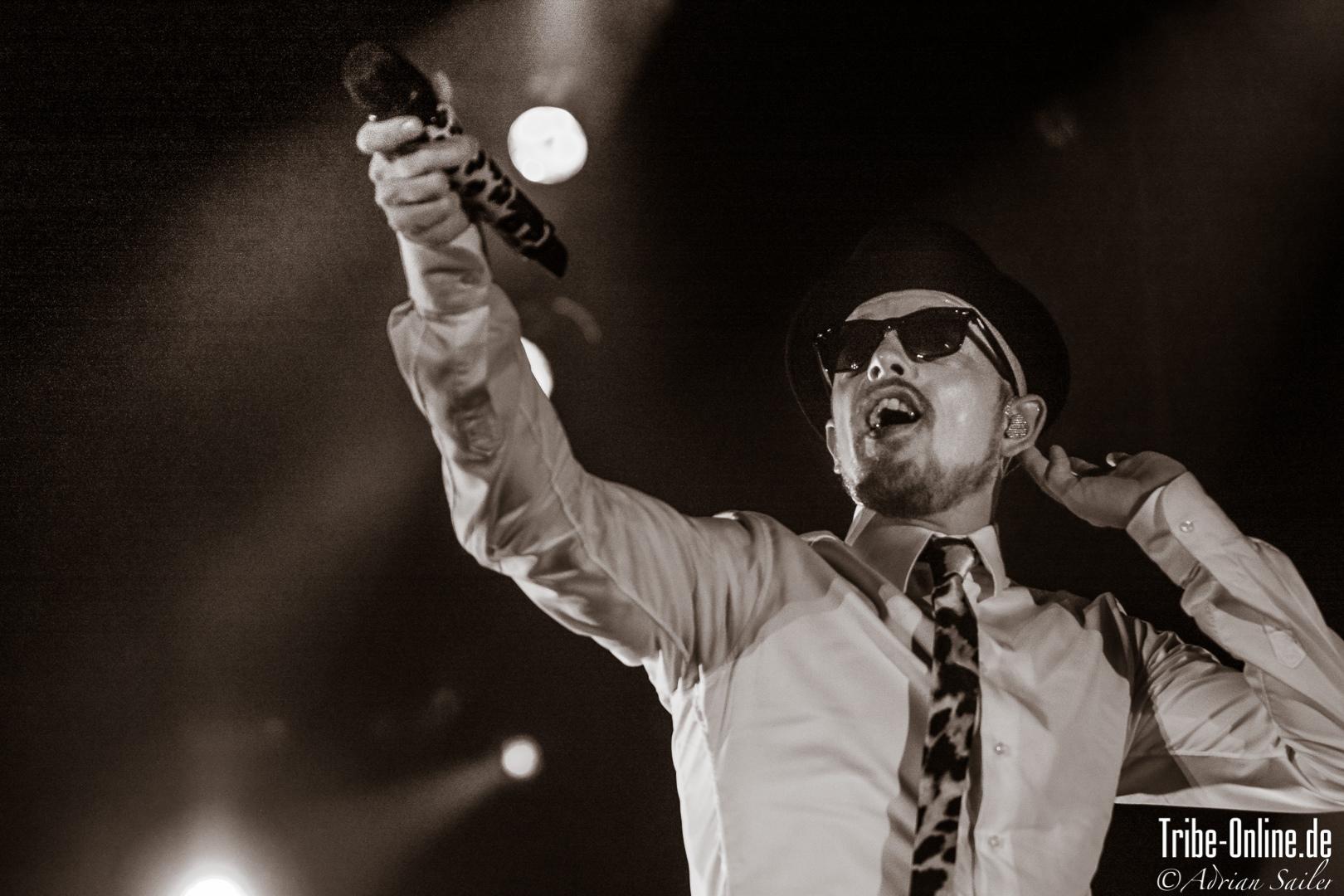 Jan Delay & Disko No. 1 @ Rothaus Arena Freiburg <br> 30.09.2014