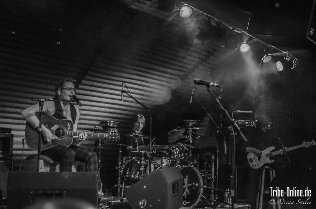 Stoppok mit Band <br />Jazzhaus Freiburg, 27.11.2014