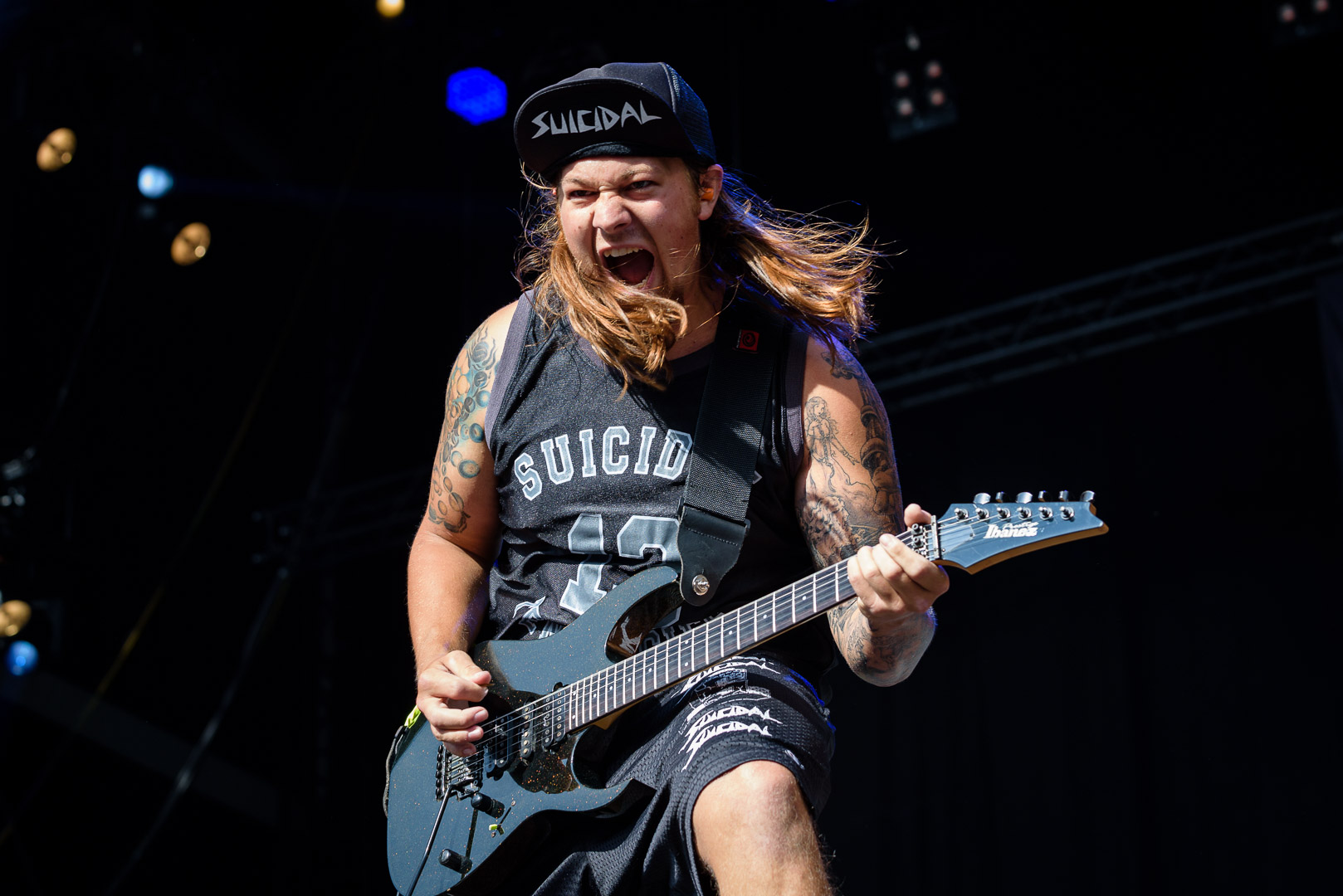 SUICIDAL TENDENCIES – Rockavaria 2016