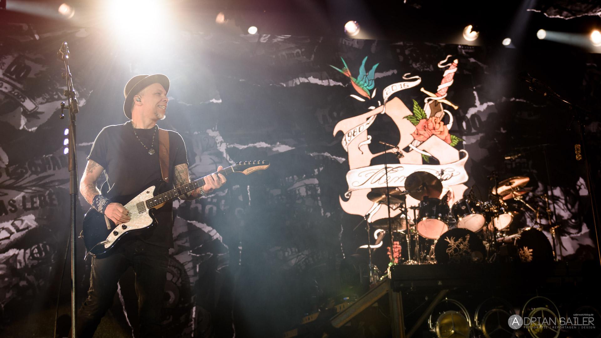 Böhse Onkelz – Memento Tour <br> Hans-Martin Schleyerhalle 27.11.2016