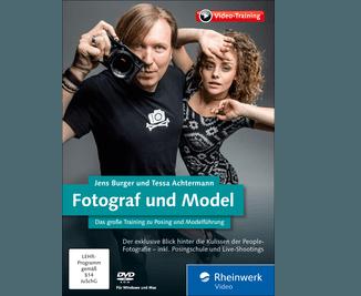 Videotraining: Fotograf und Model