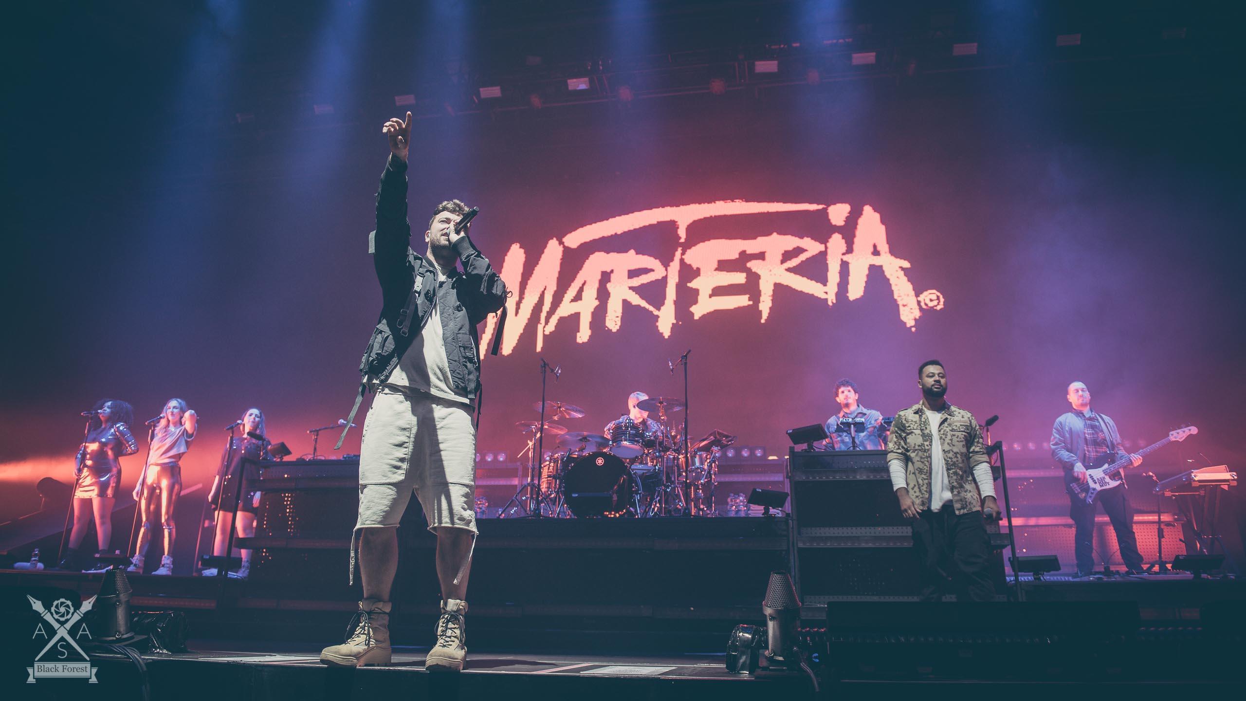 Marteria – Roswell Tour 2017 – Stuttgart
