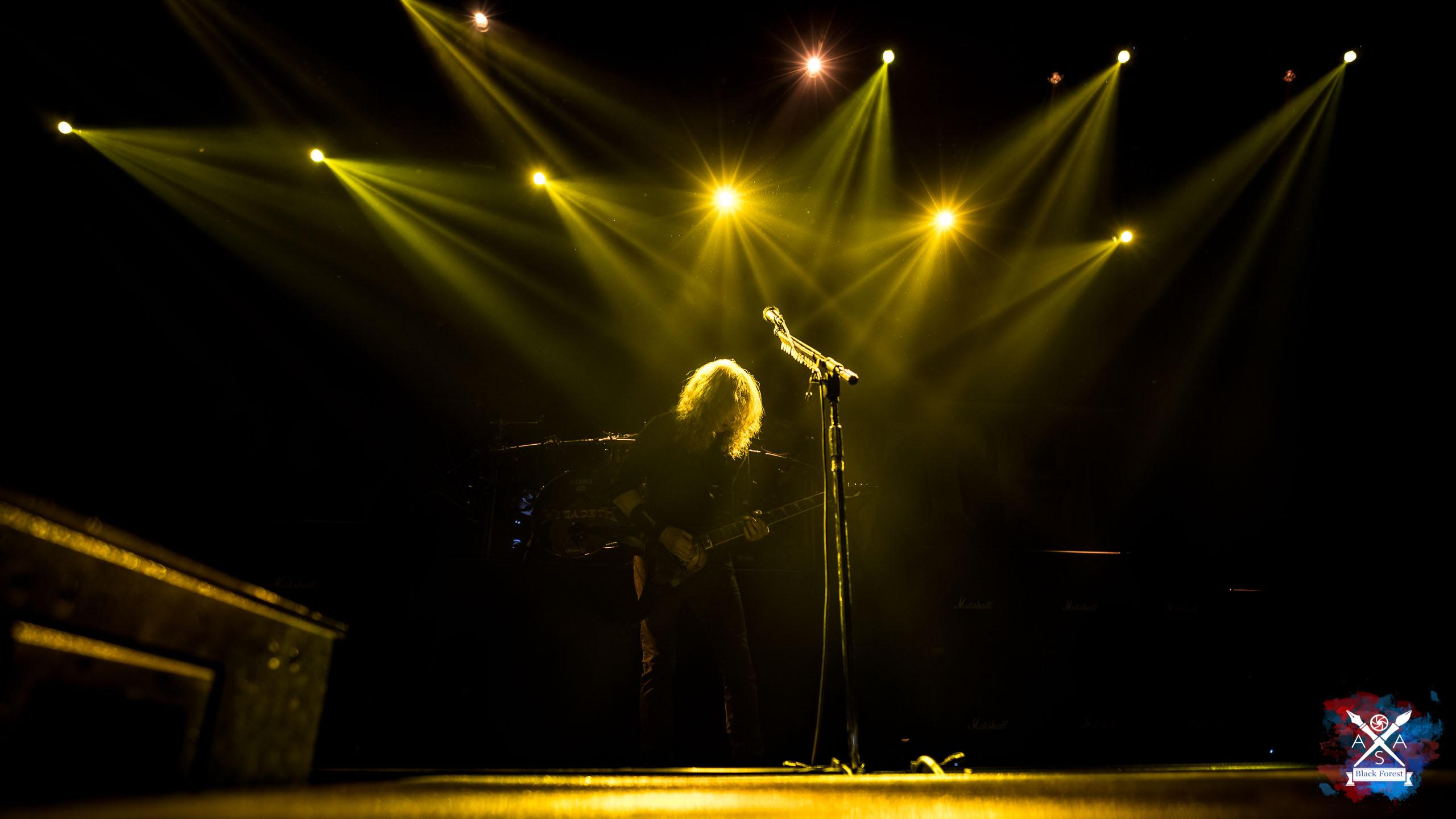 Megadeth – Messe Freiburg 2018